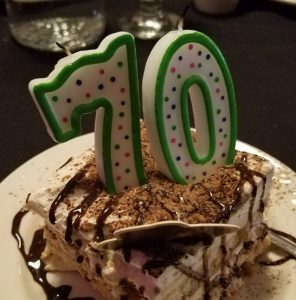 70th Candles
