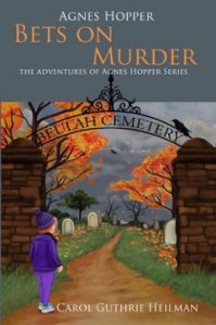 Heilman Agnes Bets on Murder Cover