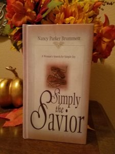 Simply the Savior Book