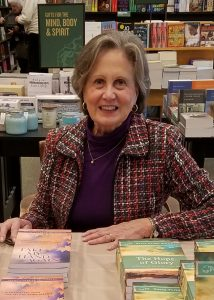 Who Comes to Book Signings? - Nancy Parker Brummett