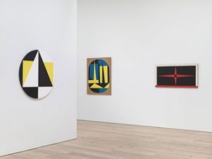 "Exhibit ""Carmen Herrera: Lines of Sight,"" Whitney Museum of American Art."