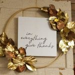 The Art of Thankful Giving