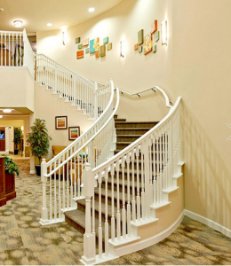 Morningstar Staircase