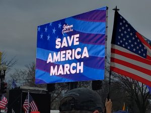 DC--Save America March