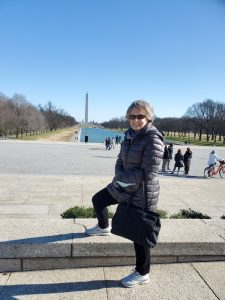 DC--from Lincoln Memorial
