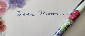 A Letter to Mom